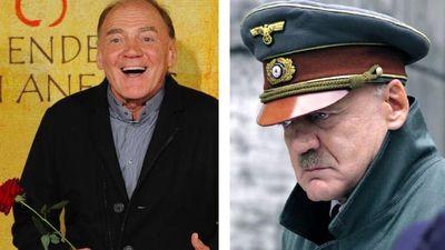 Diễn viên Bruno Ganz, người đóng vai Hitler qua đời ở tuổi 77