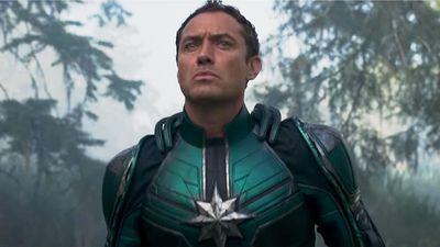 Jude Law sẽ thể hiện nhân vật nào trong 'Captain Marvel'?
