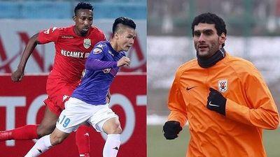 AFC Champions League: Quang Hải đối đầu với cựu tiền đạo MU - Fellaini?