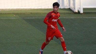 Phan Thanh Hậu nói gì trước trận đấu với Timor Leste