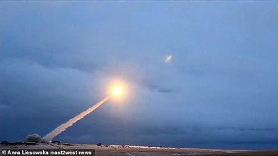 Nga thử thành công tên lửa động cơ hạt nhân có tầm bắn không giới hạn