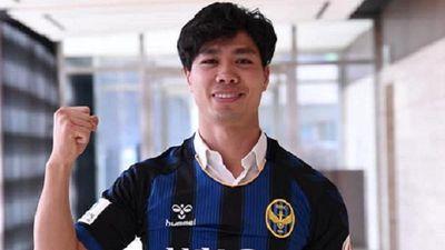 CLB Công Phượng đang thi đấu gửi lời cảm ơn fan bằng tiếng Việt