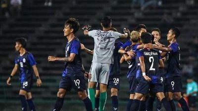 Highlights: U22 Campuchia 2-0 U22 Myanmar