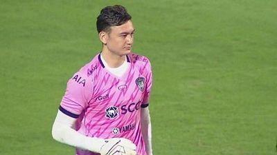 Văn Lâm mắc sai lầm khó tin ở trận ra mắt Muangthong United!