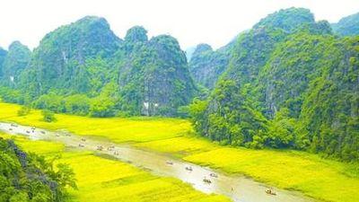 Tràng An - Điểm du lịch quyến rũ bậc nhất ở Việt Nam
