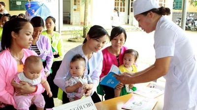 Gia tăng trẻ ho gà biến chứng nặng nhập viện