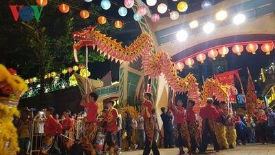Clip: Tưng bừng lễ hội Tết Nguyên tiêu đồng bào người Hoa Chợ Lớn
