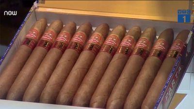 Doanh thu bán cigar của Cuba tăng kỷ lục