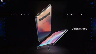 Xem nhanh màn ra mắt Galaxy S10 và Galaxy Fold trong 3 phút