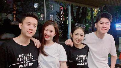 Mặc áo giống nhau, Trang Lou - JustaTee bị fan trêu làm thông gia sớm