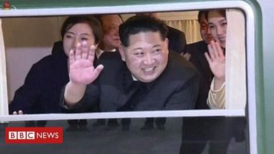 Hành trình tới Việt Nam bằng tàu hỏa của ông Kim Jong-un