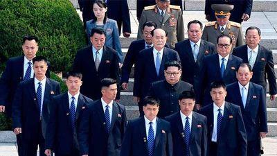 Những điều ít biết về dàn 'lá chắn sống' bảo vệ ông Kim Jong-un