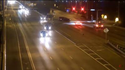 Xe vượt đèn đỏ gây tai nạn nghiêm trọng