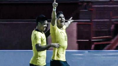 Highlights U22 Malaysia 1-0 Myanmar