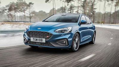Chi tiết Ford Focus ST 2019 mạnh mẽ và hầm hố hơn