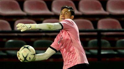 Đặng Văn Lâm miệt mài tập luyện chờ ngày ra mắt Thai League