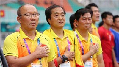 HLV Park Hang-seo làm 'quân sư' của ĐT U22 Việt Nam tại SEA GAMES 2019