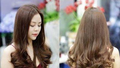 Mặt béo hay vuông chỉ cần để kiểu tóc này tự khắc đẹp