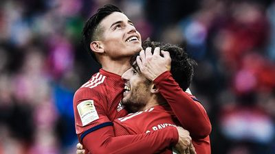 Highlights Bayern Munich 1-0 Hertha Berlin