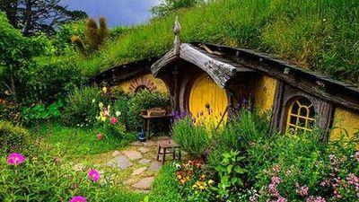 Mê mẩn 10 ngôi nhà trong rừng đẹp như trong cổ tích