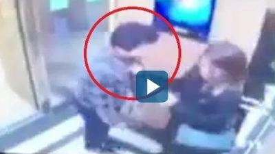 Sàm sỡ, cưỡng hôn cô gái trong thang máy, người đàn ông bị phạt 200.000 đồng
