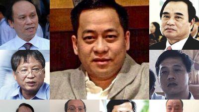 Những cựu lãnh đạo nào ở Đà Nẵng liên quan đến Vũ 'nhôm'