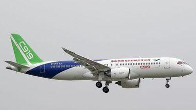 Máy bay Trung Quốc nuôi tham vọng 'đánh chiếm' thị phần của Boeing 737 Max