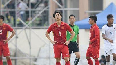 U22 Việt Nam lọt 'bảng tử thần' ở SEA Games 2019