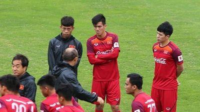 HLV Park Hang-seo loại Tiến Linh, chốt danh sách U23 Việt Nam