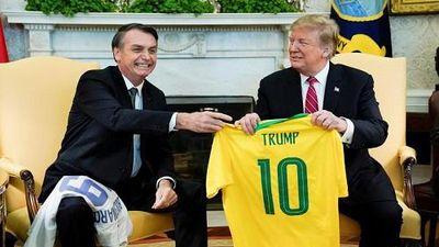 Cuộc hội ngộ của Tổng thống Mỹ và 'Trump xứ nhiệt đới'