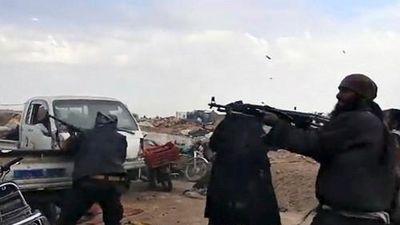 Phiến quân IS ác chiến lực lượng SDF tại 'chảo lửa' Baghouz