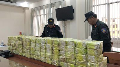 Manh mối phá đường dây buôn ma túy xuyên quốc gia ở Sài Gòn