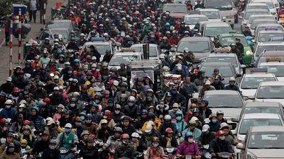 Không muốn cấm xe máy, học tập ngay Đài Loan