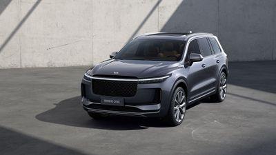 SUV tự lái Trung Quốc 'oách' như xe sang, giá chỉ 60.000 USD