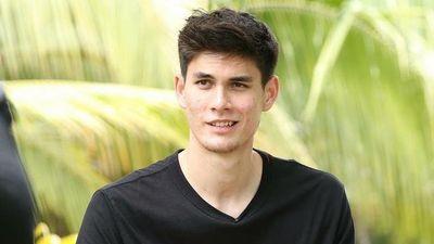 Trung vệ Thái Lan cao 1,98 m được kỳ vọng tỏa sáng ở giải U23 châu Á