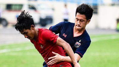 Highlights vòng loại U23 châu Á: Thái Lan 4-0 Indonesia