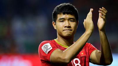 HLV Park Hang-seo đặt niềm tin vào Đức Chinh ở trận gặp U23 Brunei