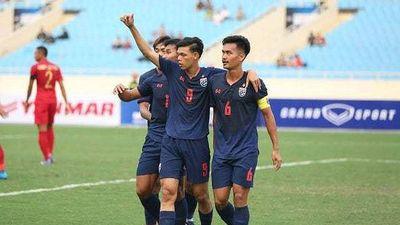 U23 Thái Lan 'dội mưa gôn' vào lưới Indonesia