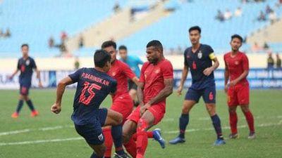 CLIP: U23 Thái Lan đại thắng '4 sao' trước U23 Indonesia