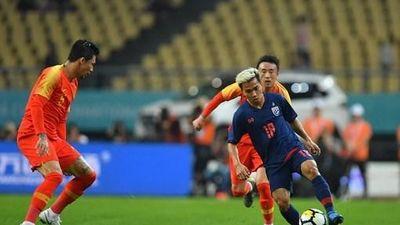 Đánh bại Trung Quốc, người Thái Lan mơ dự World