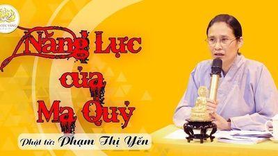 Bà Phạm Thị Yến: 'Mắc sùi mào gà do quả báo tà dâm kiếp trước'