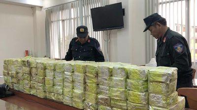 Bộ Công an phối hợp với Philippines bắt vụ vận chuyển 270 kg ma túy đá