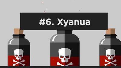 Clip: 7 loại độc tố giết người nhanh nhất thế giới