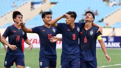 U23 Thái Lan vs Brunei: Supachai đá chính