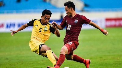 Highlights vòng loại U23 châu Á: Thái Lan 8-0 Brunei
