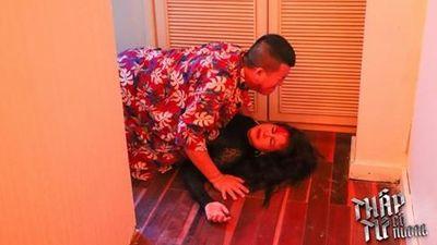 Hậu trường cảnh cưỡng hiếp khác xa trên phim của 'Kiều nữ làng hài' Nam Thư