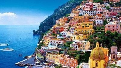 Bờ biển xinh đẹp ở Địa Trung Hải thu hút du khách suốt nhiều thế kỷ