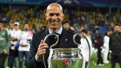 Mourinho: 'Zidane là người phù hợp nhất với Real Madrid'