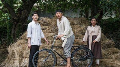 Trailer bộ phim 'Ông hoàng đường đua: Um Bok-dong'