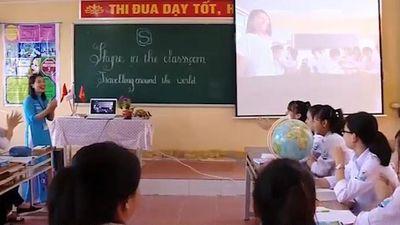 Cô giáo Việt Nam lọt top 50 giáo viên toàn cầu